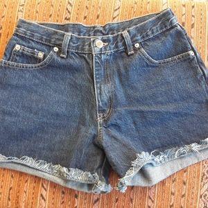 Denim Shorts   Vintage Jean Shorts